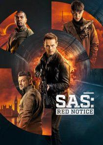 گروه ضربت: اعلان قرمز – SAS : Red Notice 2021