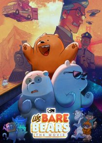 ما خرس های پچول – We Bare Bears The Movie 2020
