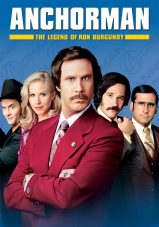 گوینده : افسانه ران برگندی –  Anchorman : The Legend Of Ron Burgundy 2004