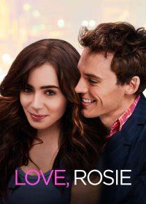 با عشق رزی – Love, Rosie  2014