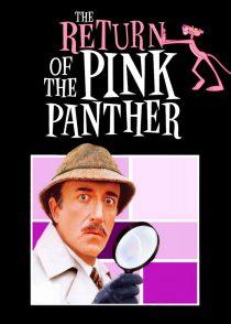 بازگشت پلنگ صورتی – The Return Of The Pink Panther  1975