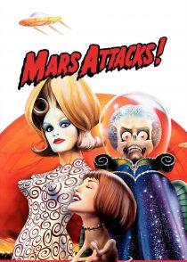 مریخ حمله میکند! – Mars Attacks! 1996