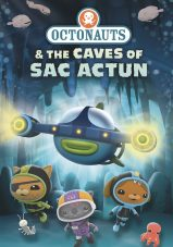 اختانوردها در غار – Octonauts And The Caves Of Sac Actun 2020