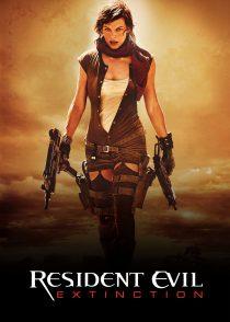 رزیدنت ایول : انقراض – Resident Evil Extinction 2007
