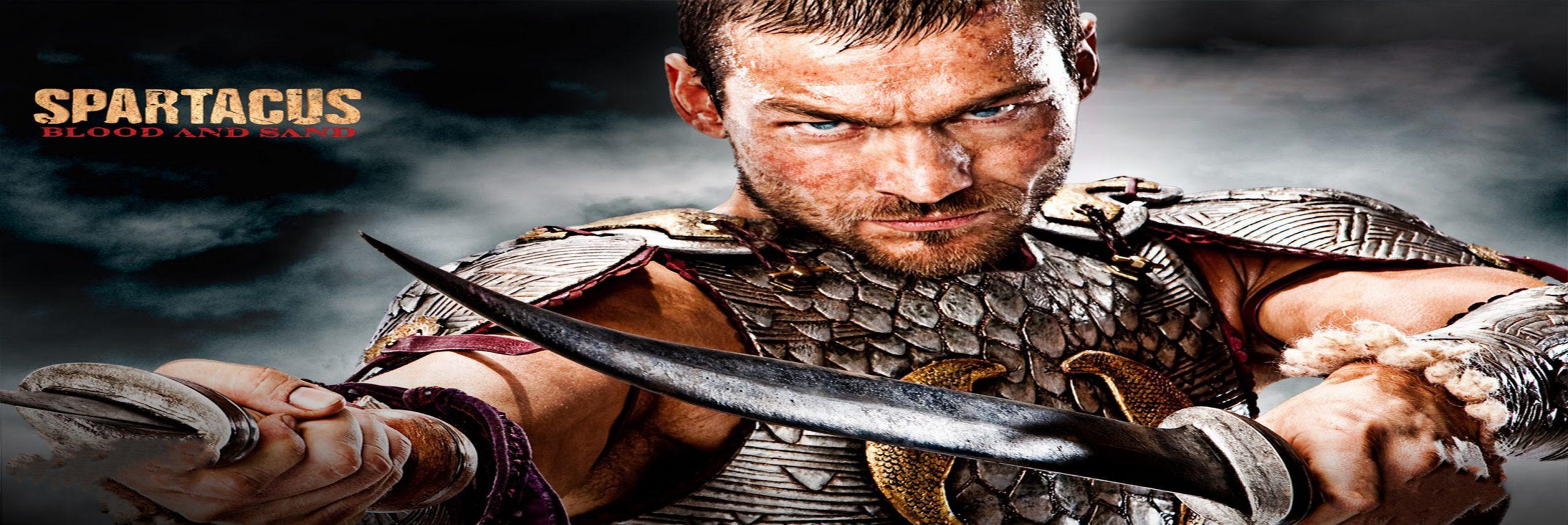 اسپارتاکوس : خون و شن – Spartacus : Blood And Sand