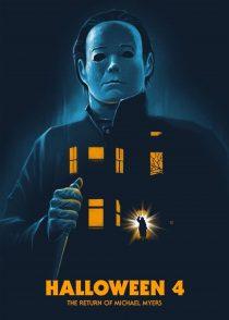 هالووین 4 : بازگشت مایکل مایرز – Halloween 4 : The Return Of Michael Myers 1988
