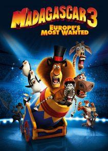 ماداگاسکار 3 : تحت تعقیب ترین های اروپا – Madagascar 3 : Europe's Most Wanted 2013