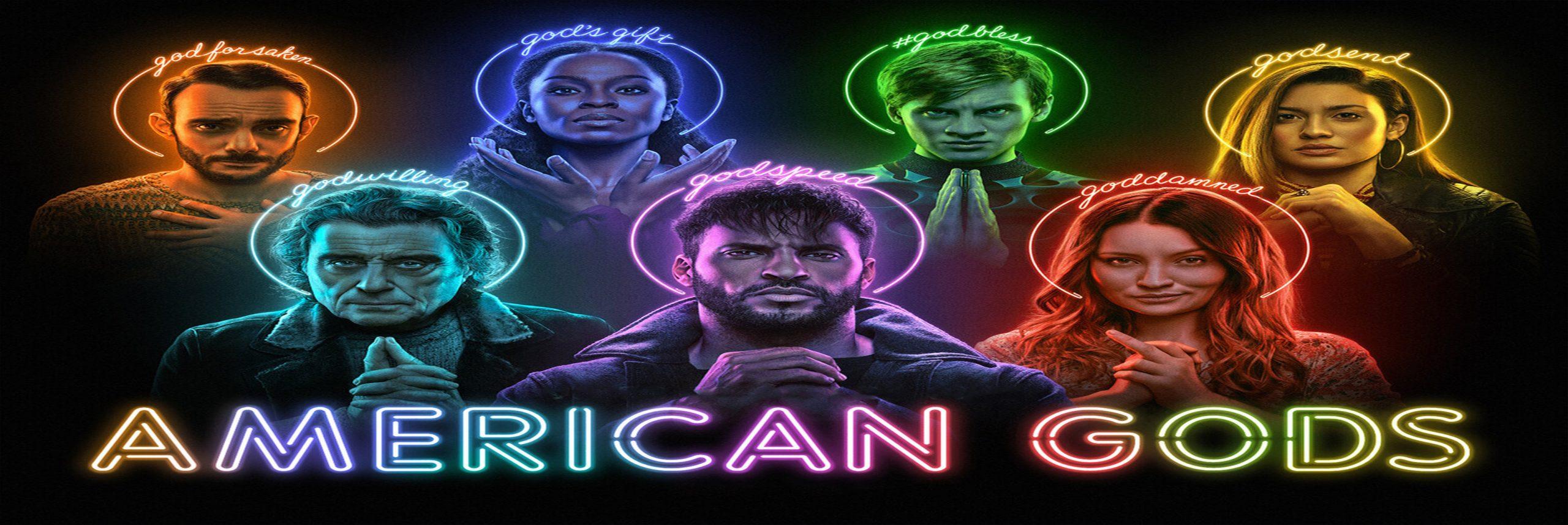 خدایان آمریکایی – American Gods