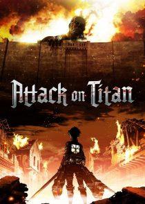 نبرد با تایتان ها – Attack On Titan