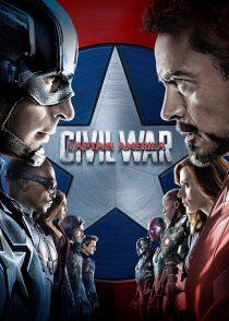 کاپیتان آمریکا : جنگ داخلی – Captain America : Civil War 2016