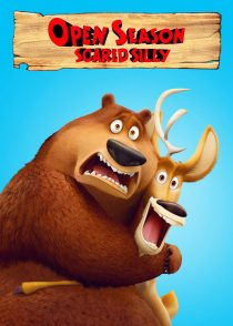 فصل شکار : گرخیده – Open Season : Scared Silly! 2015