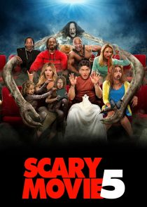 فیلم ترسناک 5 – Scary Movie 5 2013