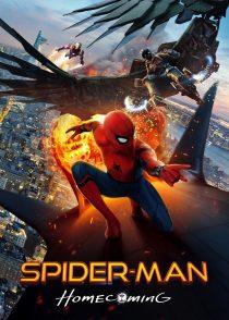 مرد عنکبوتی : بازگشت به خانه – Spider-Man : Homecoming 2017