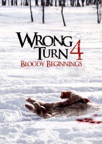 پیچ اشتباه 4 : آغاز خونین – Wrong Turn 4 : Bloody Beginnings 2011
