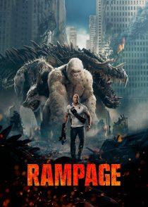 رمپیج – Rampage 2018