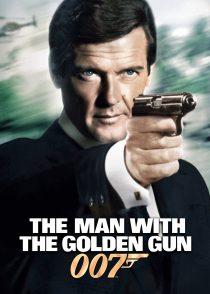 مردی با تفنگ طلایی – The Man With The Golden Gun 1974