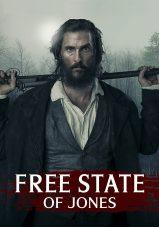 ایالت آزاد جونز – Free State Of Jones 2016