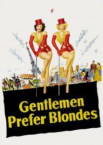 آقایان مو طلایی ها را بیشتر دوست دارند – Gentlemen Prefer Blondes 1953